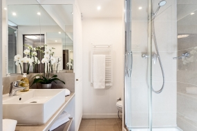 Bathroom view one